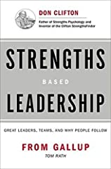 From the author of the long-running #1 bestseller StrengthsFinder 2.0 comes a landmark study of great leaders, teams and the reasons why people follow.Nearly a decade ago, Gallup unveiled the results of a landmark 30-year research project tha...