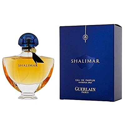 Shalimar by Guerlain for Women, EDP Spray, 50 ml