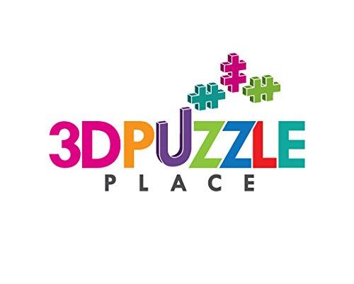 3D Puzzle Place Cubic Classic Rural Villa Dollhouse by 3D Puzzle Place (Image #7)