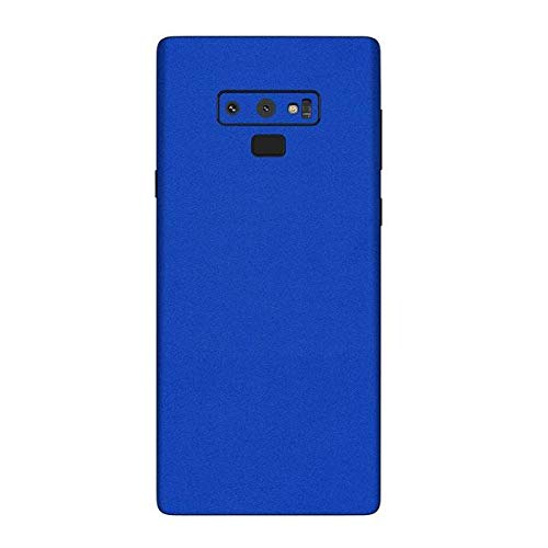58a9b2bd56d Skin for Samsung Galaxy Note 9 Back and Side Wraps/Skins Sticker by Smart  Saver - Blue