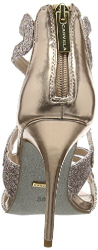 Femme Carvela Grove Sandales Marron bronze q11rE6
