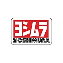 Yoshimura 11181EM520 Alpha Signature Series Slip-On - Stainless Steel Muffler, Color: Stainless Steel, Material: Stainless Steel