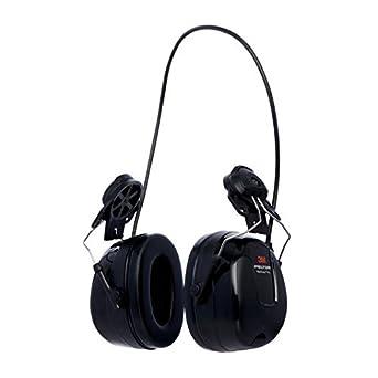 3M Peltor - Protectores auditivos con Radio FM, 31 dB, color negro