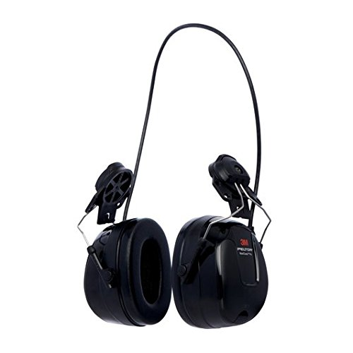 3M Peltor - Protectores auditivos con Radio FM, 31 dB, color negro: Amazon.es: Industria, empresas y ciencia