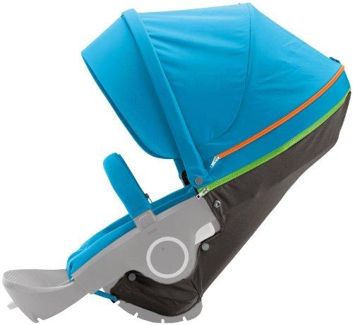 Stokke Xplory Stroller Style Kit - Urban Blue by Stokke