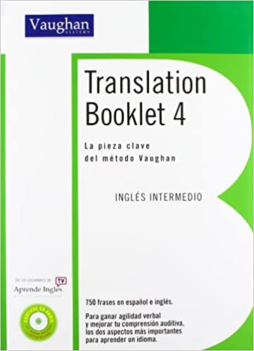 Descargar Libros En Gratis Translation Booklet 4: Intermedio Bajo Gratis Formato Epub