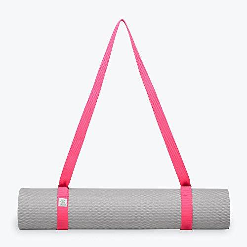 Gaiam Easy-Cinch Yoga Mat Slings (Sold Individually In