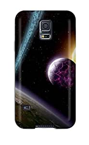 Best Perfect Fit Planets In Space Case For Galaxy - S5 6456156K88927178