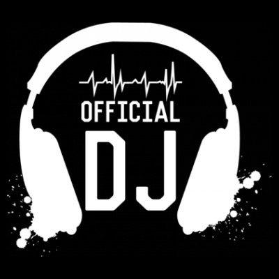 Sudadera con capucha de mujer Official DJ Headphones by Shirtcity Negro