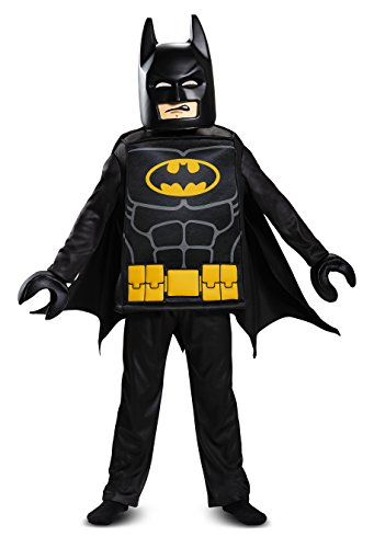 Batman Lego Movie Deluxe Costume w/ Display Box (M(7-8)) for sale  Delivered anywhere in USA