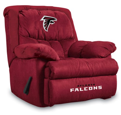 Atlanta Falcons Recliner Falcons Leather Recliner