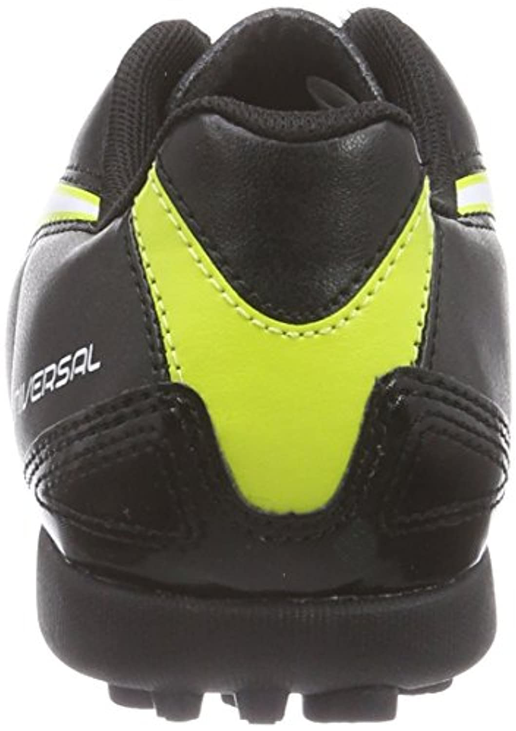 Puma Unisex Kids' Universal II TT Jr Football boots (training) Black Size: 2 UK