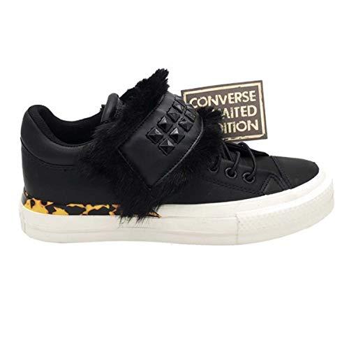 Leopardato Leather Ox Ltd Sneakers Tribeca 37 Converse Bianco 562921c Ctas Nero Nero qxWXa8EEwT