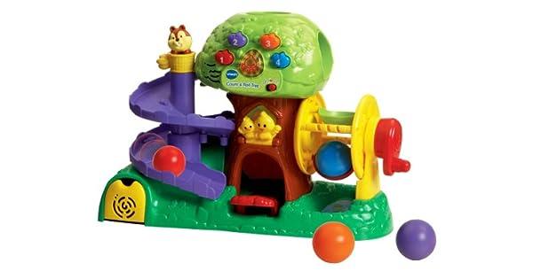Amazon.com: VTech Count y rollo Árbol Juguete: Toys & Games