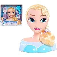 Giochi preziosi-DND05001 Frozen Busto Maquillaje y Peinados 26x26