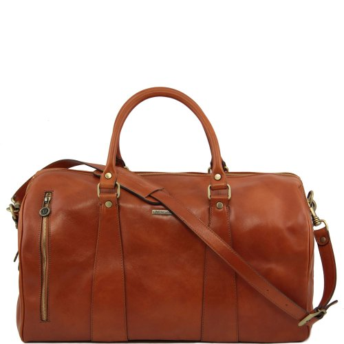 Beige Damen Leather Schultertasche Tuscany beige x4wqttS