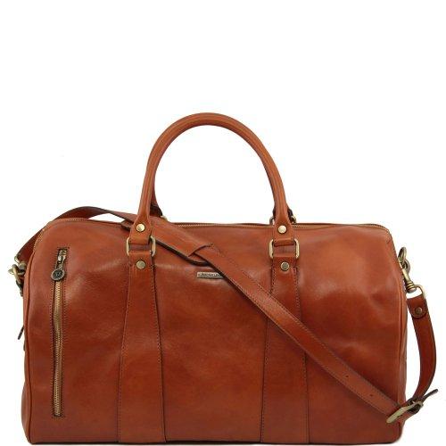 Schultertasche Beige Damen Leather beige Tuscany qTE0AnFW