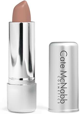 Cate McNabb Cosmetics Natural Long Lasting Lipstick, L.B.D., 0.16 Ounce