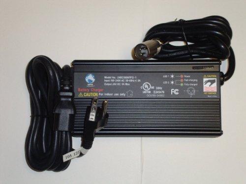 UPG 71704 24V 5Ah Charger For AGM 1 Pack