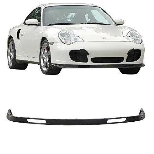 Free-Motor802 Front Bumper Lip Fits 2001-2005 Porsche 996 Turbo 2002-2004 Porsche 996 Carrera 4s | 996 Oe Style PU ()