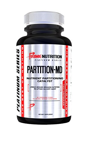 Prime Nutrition Partition Nutrient Weight Loss Catalyst, 120 - Partition Fat