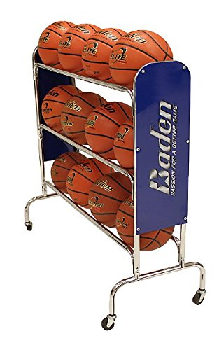 Baden Steel Basketball Rack (12-Balls) RACK-04-F