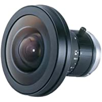 Fujinon FE185C086HA-1 1 C-Mount 2.7mm F/1.8 Manual Iris Fisheye Lens for 5MP Cameras