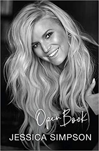 Open Book - <strong>Jessica Simpson</strong>