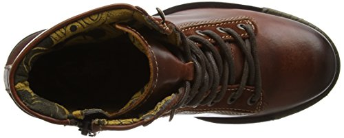 Boots Brown Fly Leal689fly London Brick Women's qwYaPqxt