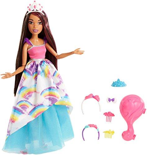 Barbie Princess Doll ()