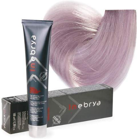 Inebrya Color 10/02 rubio claro púrpura pastel 100 ml