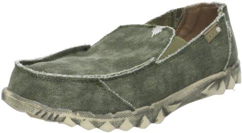 Hey Dude - Zapatillas de tejido para hombre marrón marrón Verde