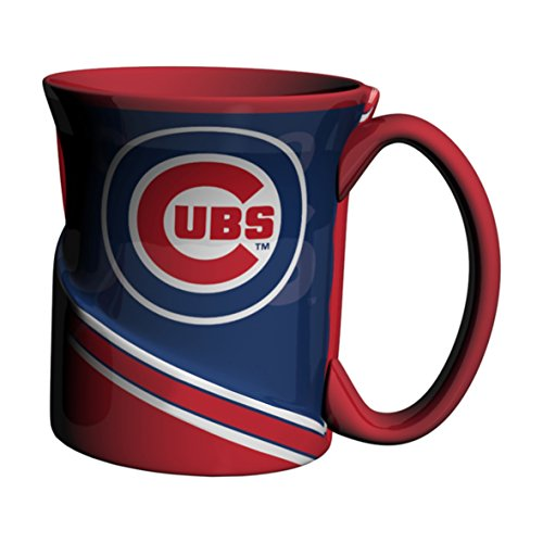 Mlb Cubs Sculpted Mug - 5