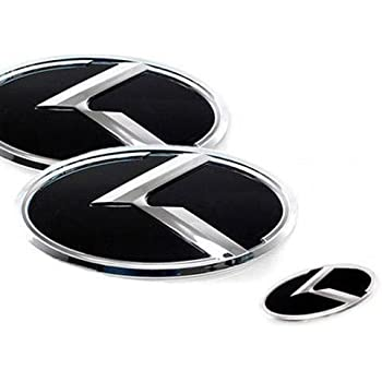 Amazon Kia K Logo Sportage R 3d Emblem Set 7pc Automotive