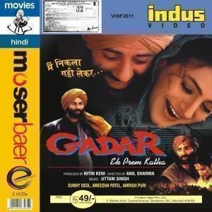 Gadar - Ek Prem Katha: Amazon.in: Sunny Deol, Ameesha Patel, Amrish Puri,  Anil Sharma, Sunny Deol, Ameesha Patel: Movies & TV Shows