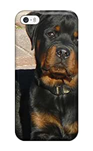 Susan Rutledge-Jukes's Shop 7032257K95595661 Case Cover Protector Specially Made For Iphone 5/5s Rottweiler Dog