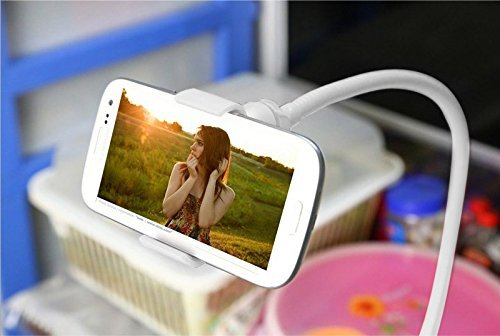 ALDIVO Unique Portable Foldable Flexible Mobile Holder Lazy Stand For Samsung Galaxy Note 7 (Stand Color May Vary)