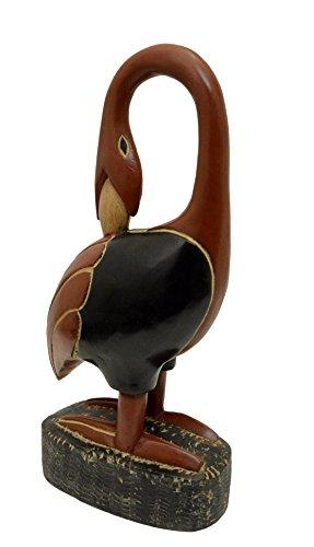 - Sankofa Bird Handmade in Ghana