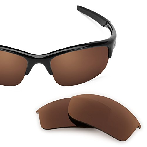 Revant Polarized Replacement Lenses for Oakley Bottle Rocket Dark Brown