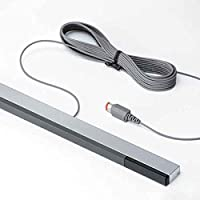 For Nitendo Wii Remote - Wired Infrared IR Signal Ray Sensor Bar Receiver