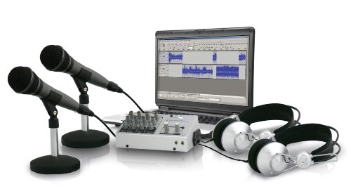Technical Pro PM 22 Podcast System