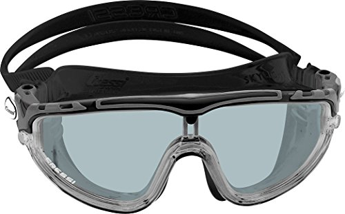 Cressi Skylight, black-black/black, tinted lens (- Schwarz-linse)