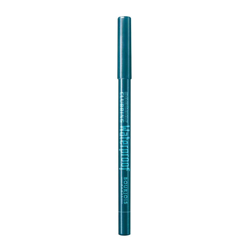 Bourjois Contour Clubbing Waterproof Eye Pencil, Blue Neon 382460