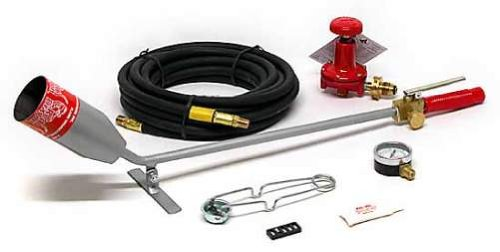 Red Dragon RT 2 1/2-20 C 400,000 BTU Roofing Torch Kit (Red Roofing Dragon)