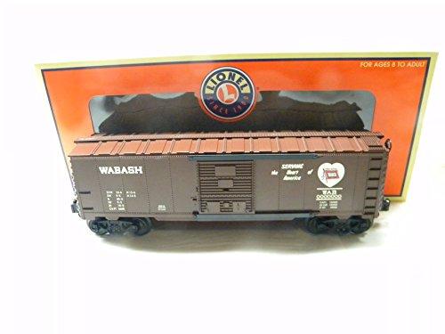 Lionel 39213 Wabash Box Car 6464 Box Car