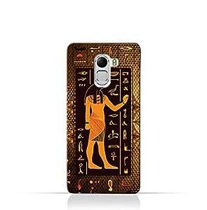 Lenovo Vibe K4 Note TPU Silicone Case with Egyptian Hieroglyphs Pattern