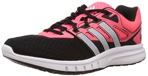 Adidas Galaxy 2 W - Zapatillas para Mujer Negro / Rosa / Plata