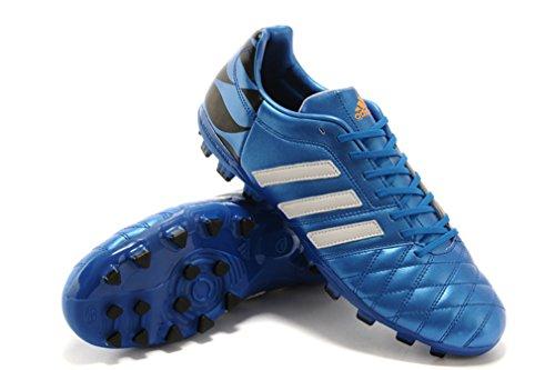 Herren Kaka VI 6adiPURETM AG Solar bluerunning whiteblack Low Fußball Schuhe Fußball Stiefel