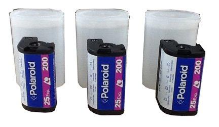 Polaroid Advantix 200 APS Advanced Photo System Film 25 Exp- 3 Rolls ()