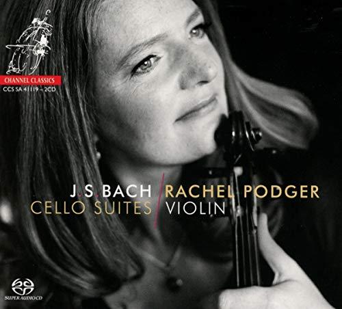 Bach: Cello Suites (violin transcription)